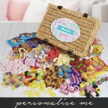Best Mum Retro Sweet Hamper